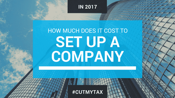 cost to set up a company