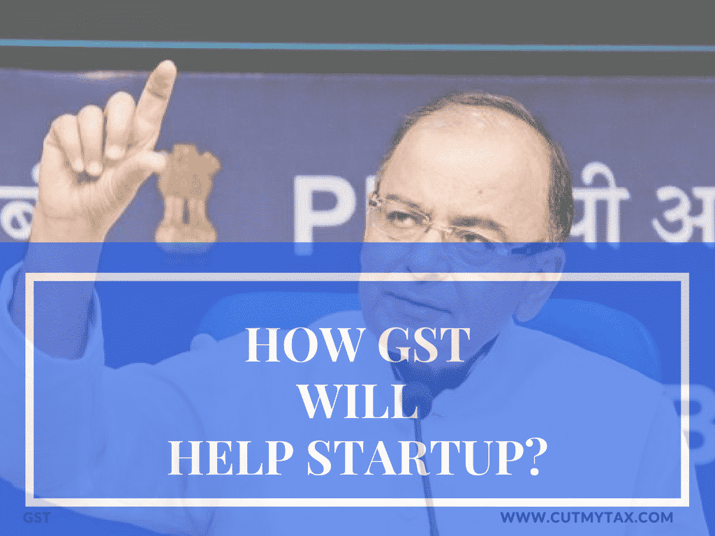 how gst will help startup
