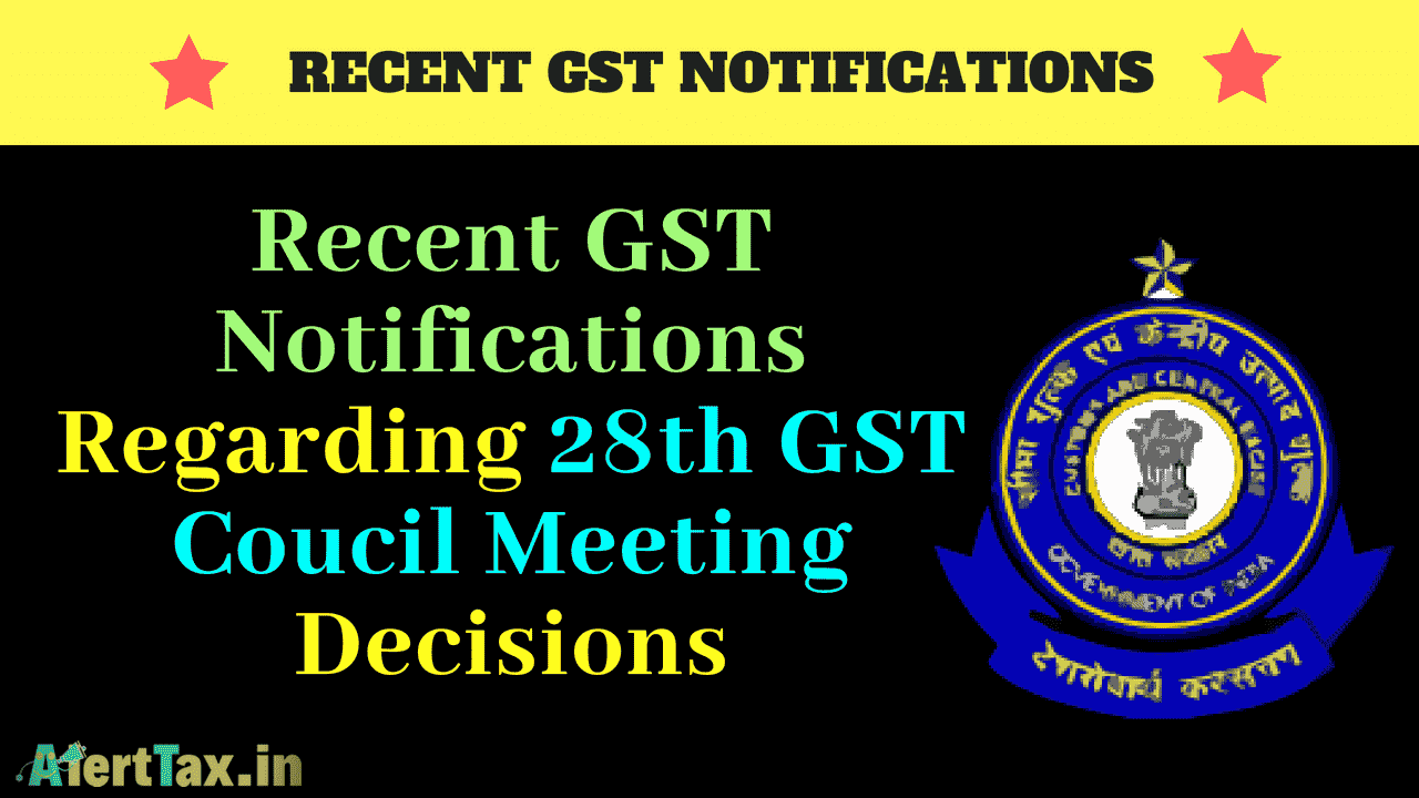 RECENT GST NOTIFICATIONS-min